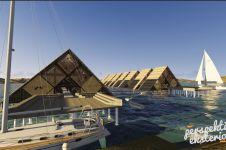 Mahasiswa UI bikin desain rumah keren untuk para nelayan, brilio!