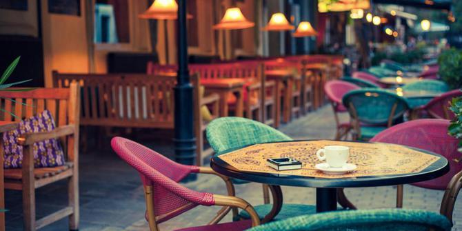 Ini 7 tipe orang yang sering nongkrong di coffee shop