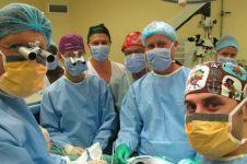 Wow, Transplantasi penis pertama di dunia sukses