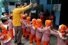 Semangat Anak Bawang menjaga kelestarian dolanan tradisional