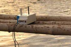 Teknologi buatan mahasiswa UGM mudahkan petambak piara udang