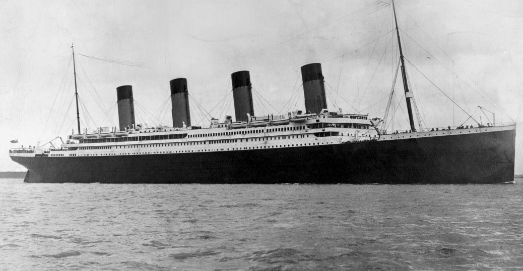 On This Day: 15 April 1912, tenggelamnya kapal Titanic