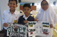 Mimpi mahasiswa UMY perangi bullying di sekolah Indonesia, top!