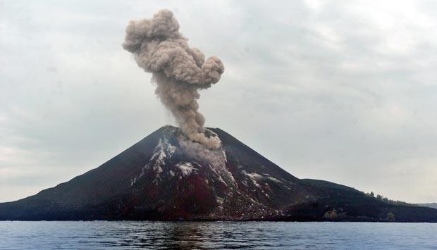8 Letusan gunung paling mengerikan di dunia