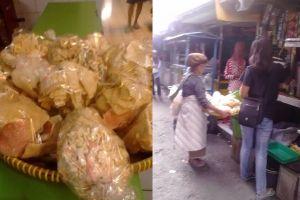 Tabahnya Mbah Aminah, puluhan tahun keliling pasar jualan kerupuk