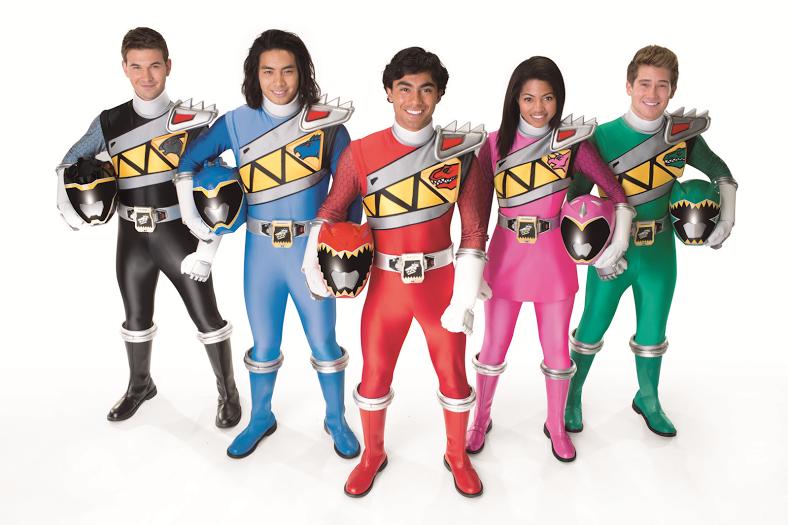 VIDEO: Hore, Power Rangers bakal ada di televisi lagi lho!