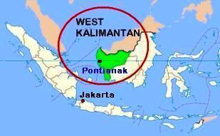 Ihh serem, asal nama kota Pontianak kabarnya diambil dari kuntilanak