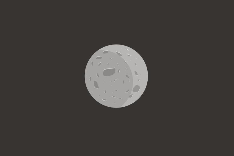 Terungkap! Usia bulan adalah 4,47 miliar tahun