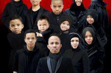 Ajak 11 anak keliling 100 negara, aksi gen halilintar bikin ngiri