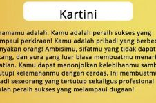 Saat aplikasi Facebook mendefinisikan nama 'Kartini'
