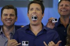 Nicholas Woodman, CEO GoPro yang kini bergaji paling tinggi di Amerika