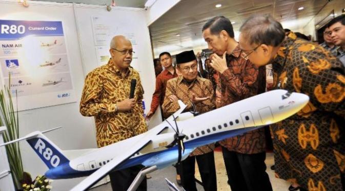 Pesawat R-80, reinkarnasi N-250 yang siap terbang tahun 2019