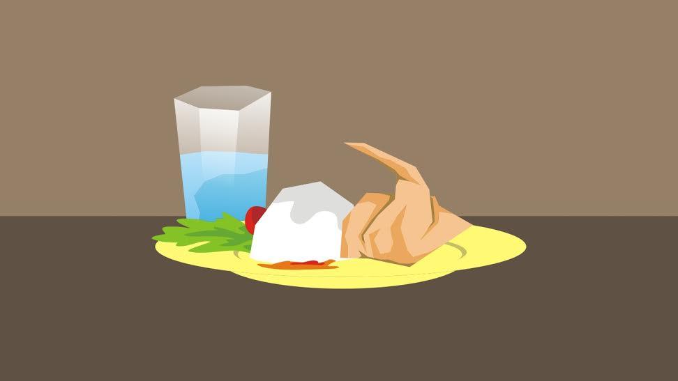Stop makan setelah jam 7 malam agar terhindar dari masalah kesehatan