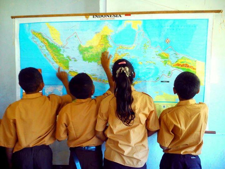 Cerita pendidikan dari Ruteng, NTT, murid SMP masih sulit baca tulis