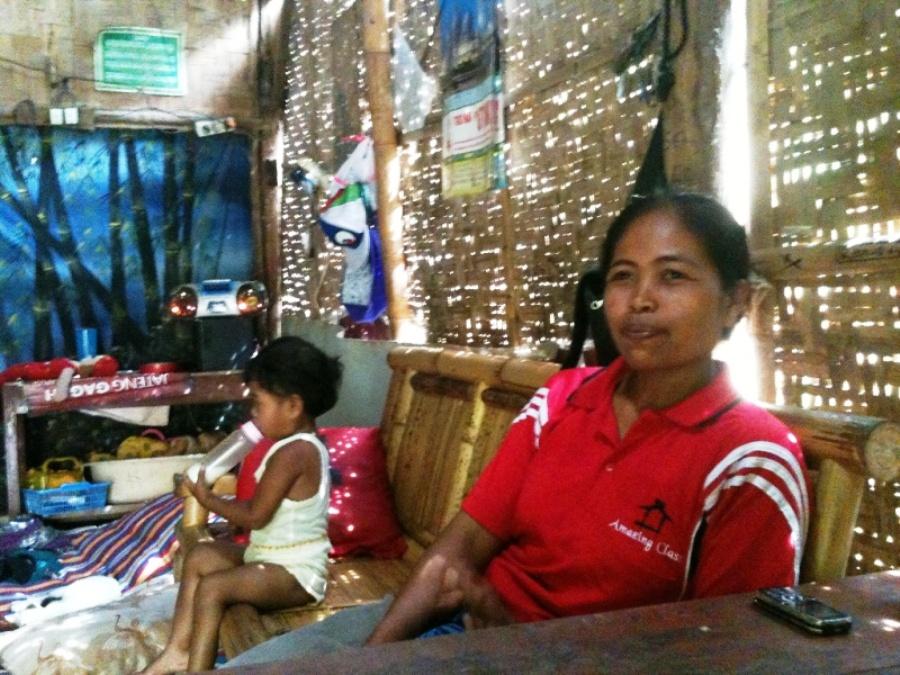 Dari Rp 20.000 pendapatannya, Namono gunakan Rp 15.000 bagi pendidikan