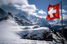 Swiss jadi negara paling bahagia di dunia, Indonesia urutan berapa?