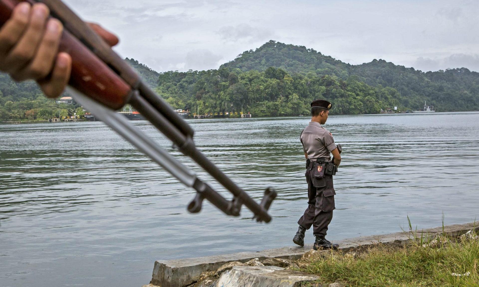 True Story: Pengakuan 'algojo' hukuman mati Nusakambangan