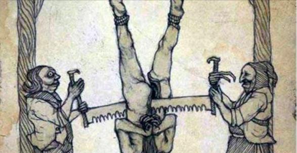 Cara paling sadis dalam mengeksekusi terpidana mati