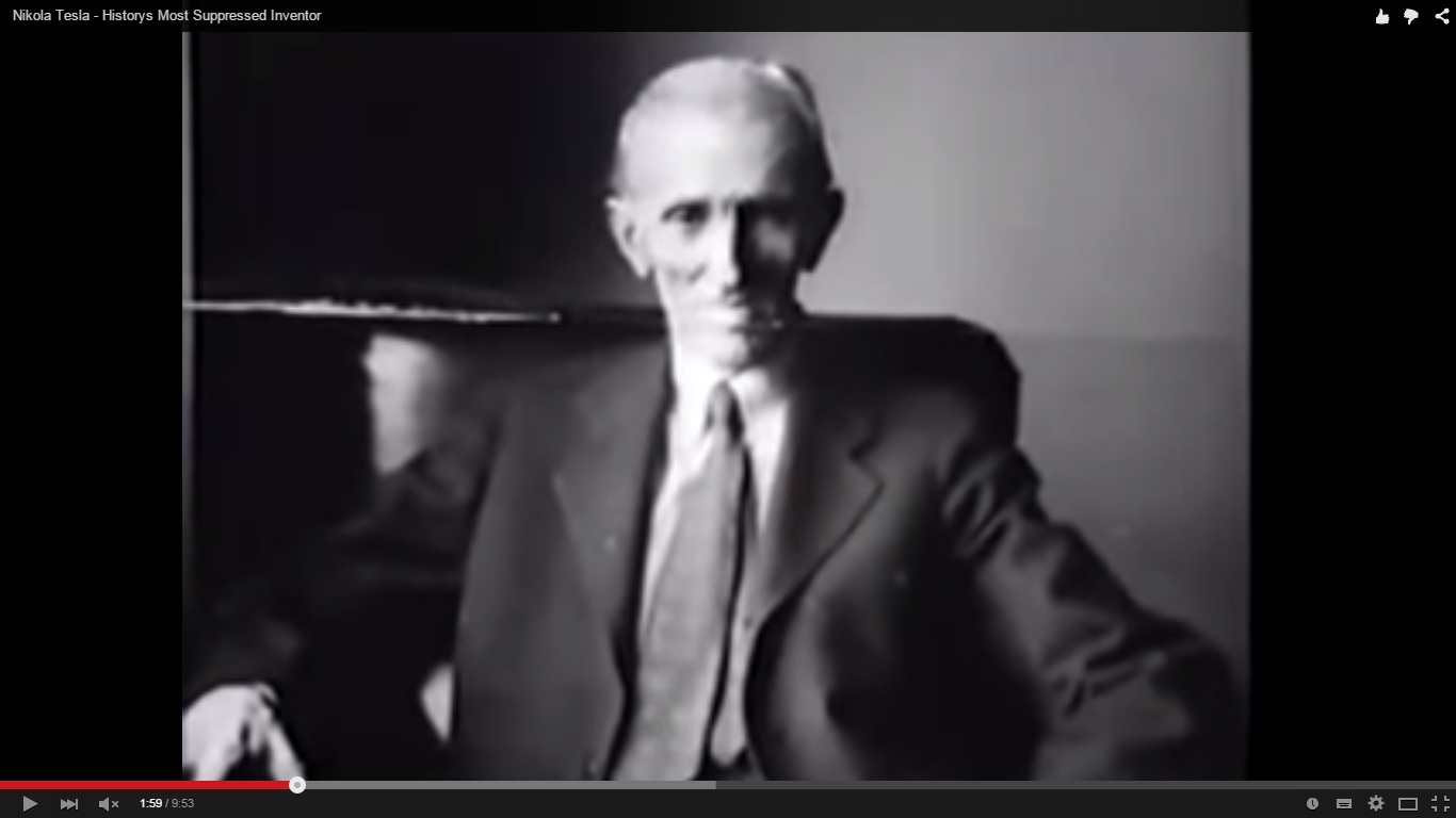 Nikola Tesla, penemu arus listrik bolak-balik tapi tak dikenal publik