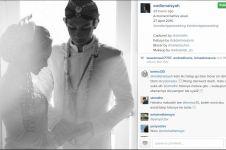 Mengintip pernikahan Andien, bikin iri maksimal & pengen cepet kawin!