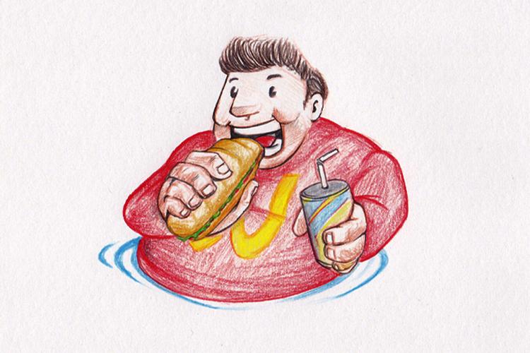 Kenapa kita jadi banyak makan ketika merasa sedih?