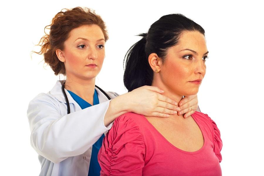 Ada benjolan di leher? Waspadai tujuh penyakit ini