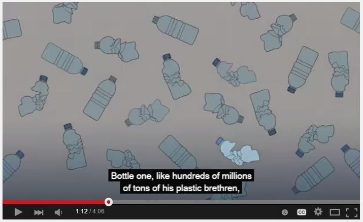 VIDEO: Botol plastik bisa menjadi racun bagi tubuh