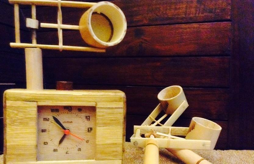 Mahasiswa UII ciptakan alarm beker dari mainan tradisional, penasaran?