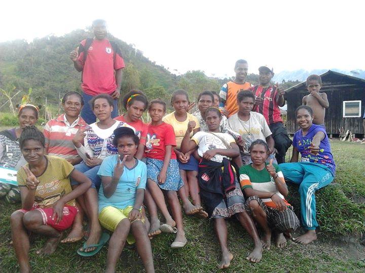 Mewahnya mi instan bagi warga Papua, pilih dapat mi ketimbang uang