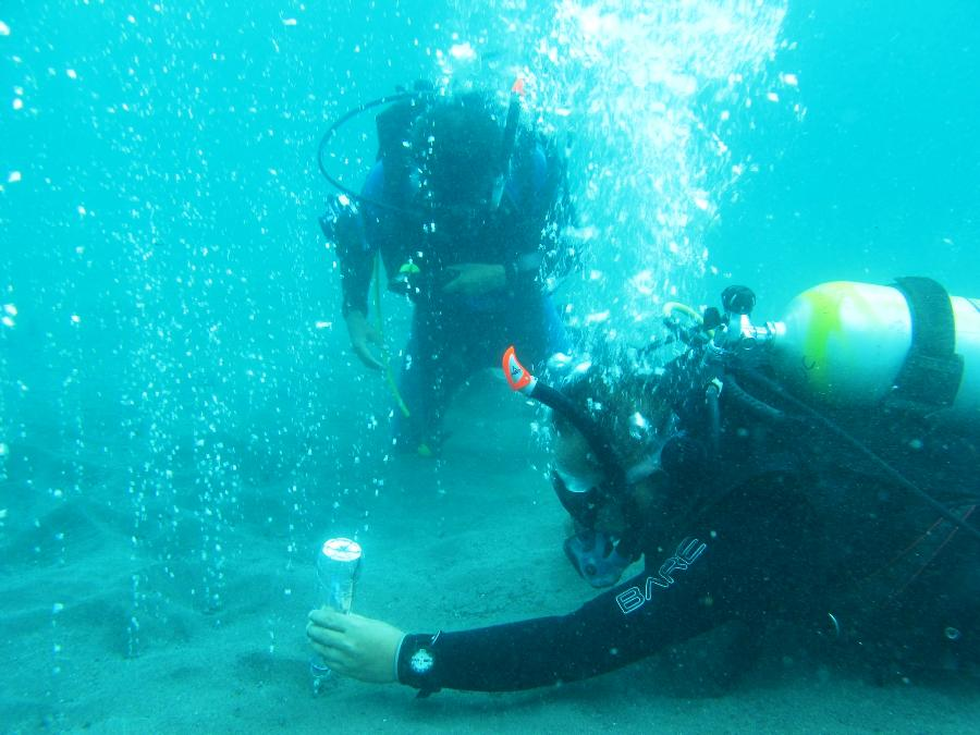 Semburan gas & uap air bawah laut di Aceh bikin penasaran peneliti