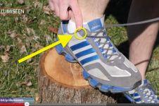 VIDEO: Belum tahu fungsi lubang tali sepatu ini? Kamu akan kaget