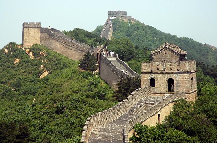 Ini bocoran rahasia kekokohan Tembok China yang bikin kamu terkejut