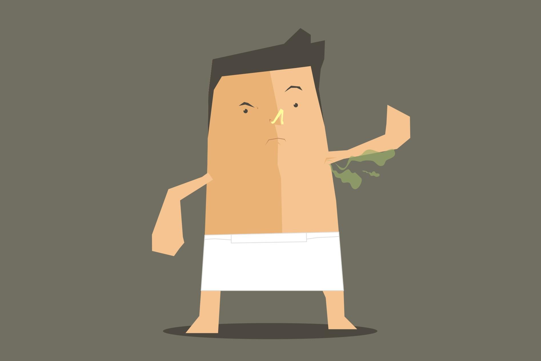 Meski bau, keringat ternyata punya 7 manfaat untuk kesehatan kamu lho!