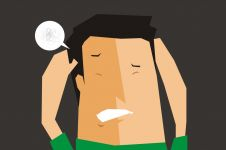 5 Kesalahan ini pasti sering kamu lakukan ketika sedang stres