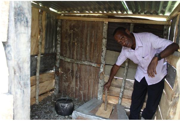 Inspirasi dari Yali, bangun toilet massal untuk stop kematian di Papua