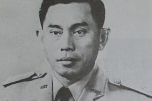LDR, Jenderal A Yani kayuh sepeda sampai terjatuh temui pujaan hati