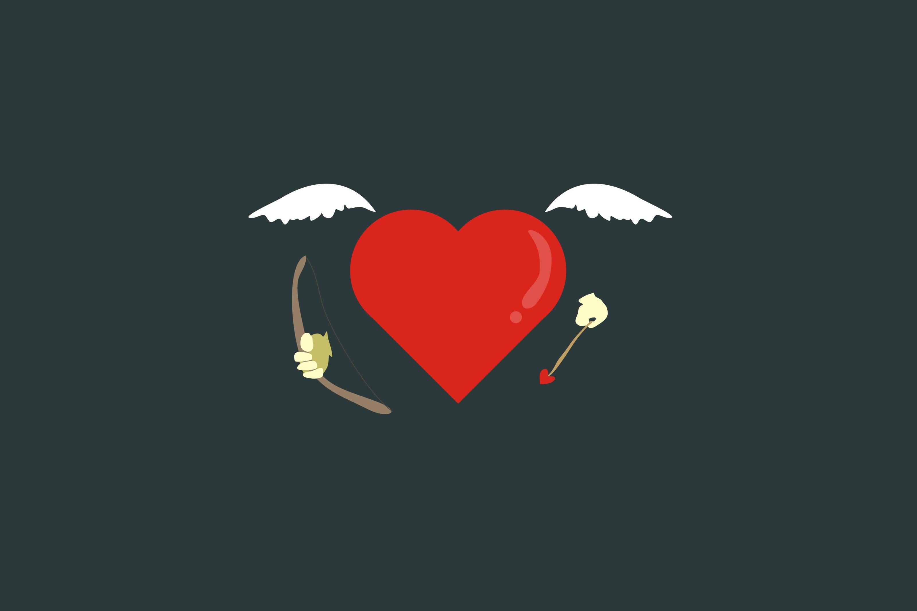 Ini alasan kenapa cinta selalu dilambangkan dengan bentuk hati