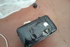 Nggak cuma di luar negeri, iPhone terbakar juga terjadi di Indonesia!
