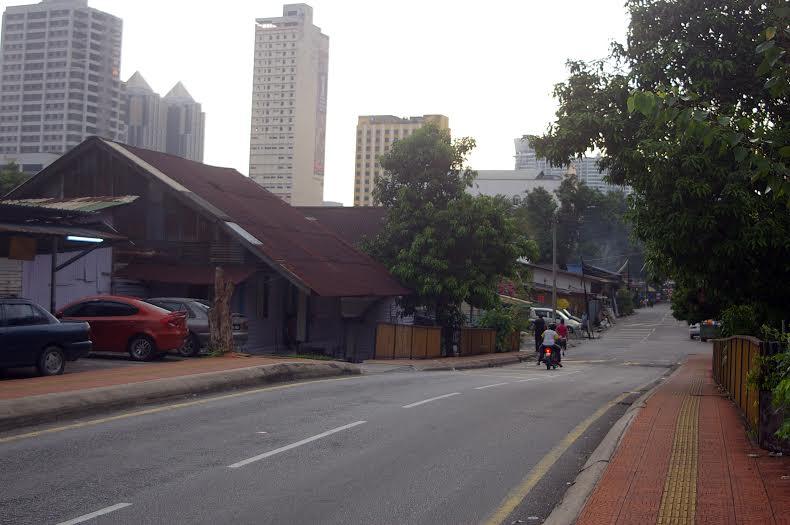 Menyusuri Kampung Baru, perkampungan keren paling modern se-ASEAN