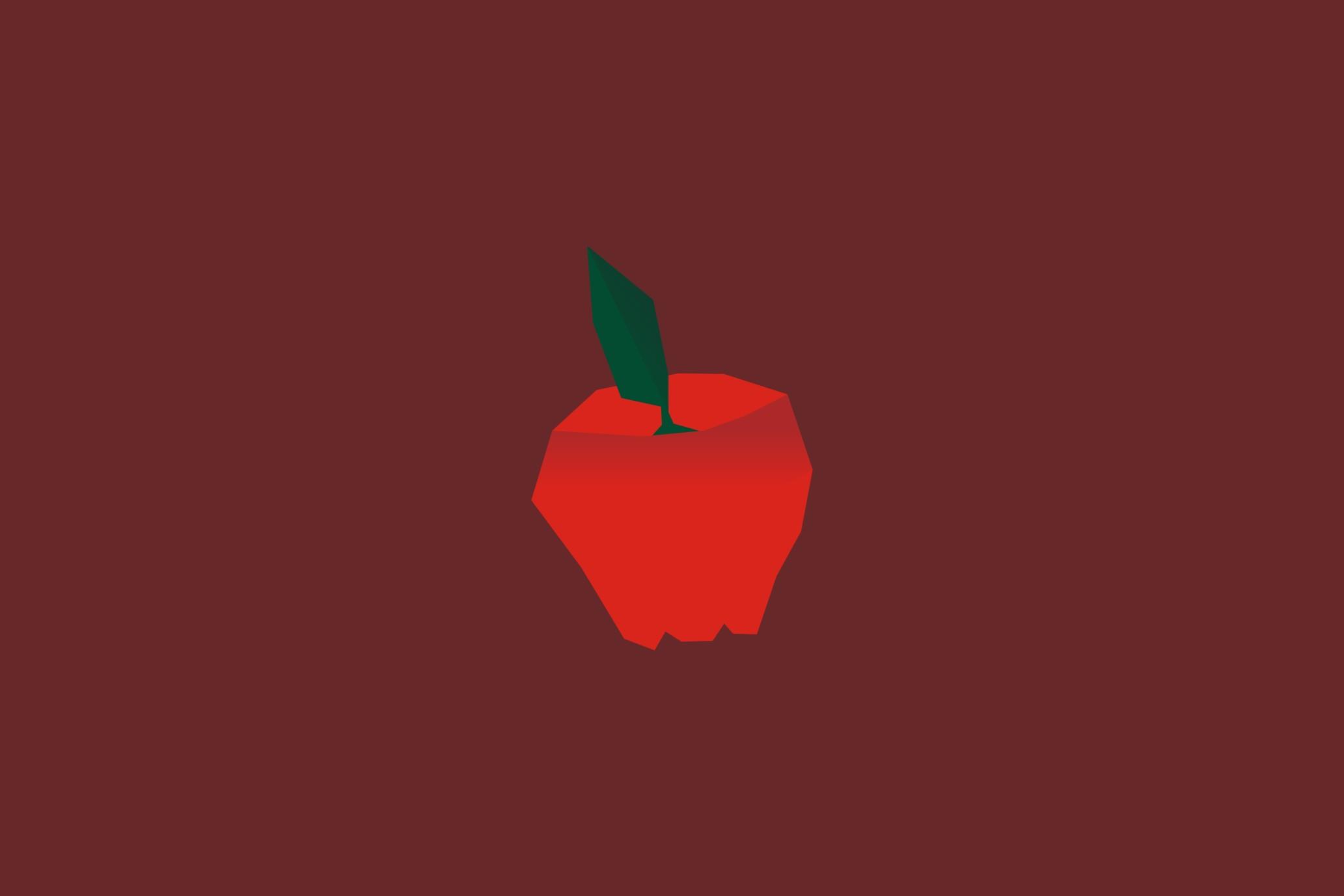 Jangan asal pilih apel, ternyata yang mengkilap belum tentu baik!