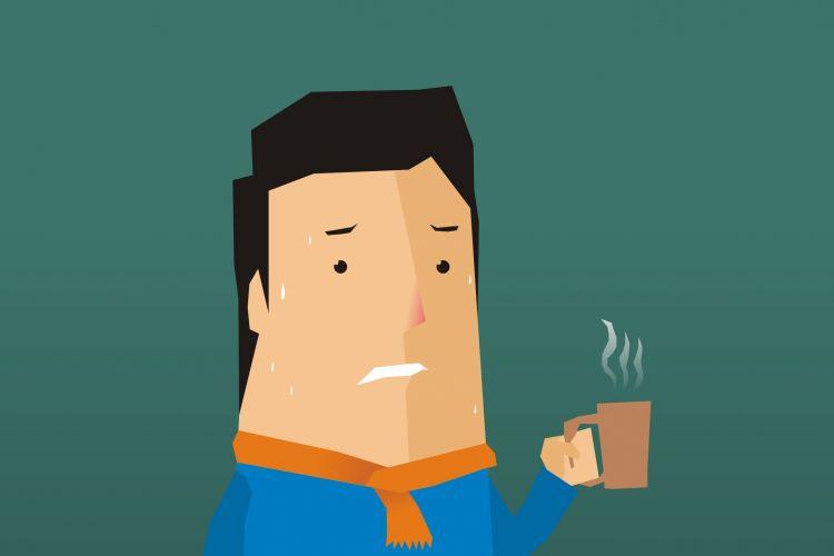 Minuman atau sup hangat bisa meredakan flu dan batuk?