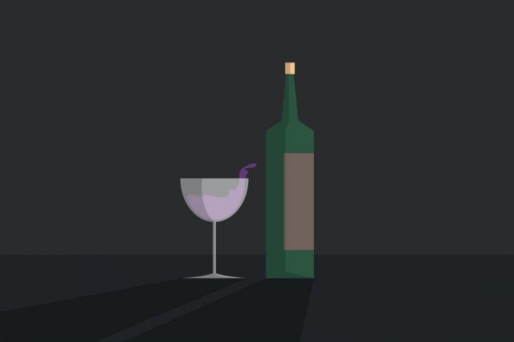Segelas wine ternyata berpotensi tekan risiko kematian sampai 83%