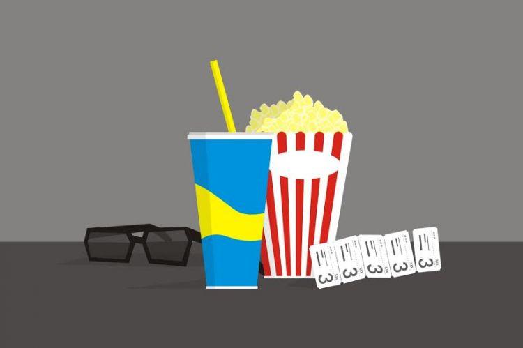 Sejarah popcorn, camilan andalan buat teman nonton bioskop kamu