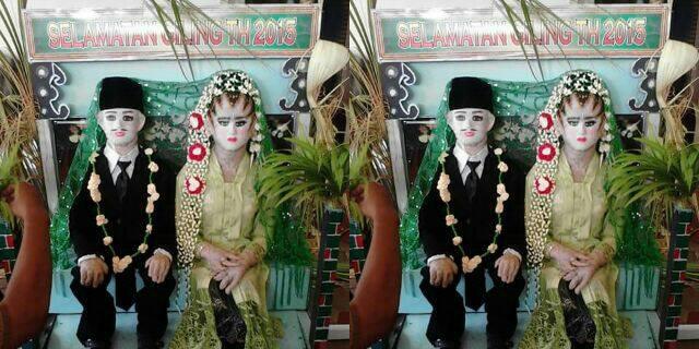 Abdul Jhalil & Khotijah, 'pengantin' yang dinikahkan lalu digiling