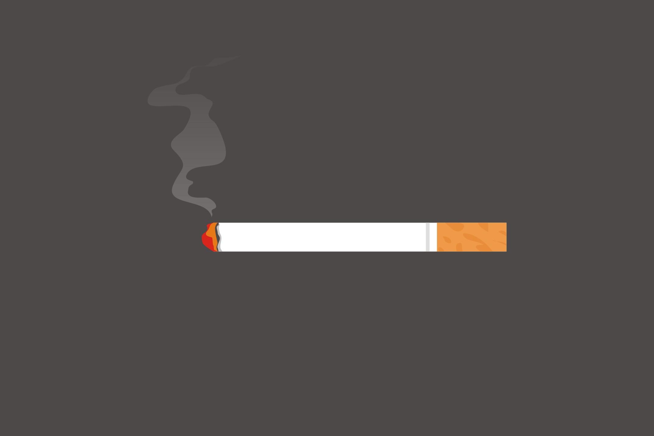 Sering nyeri punggung? Hati-hati, itu bisa karena kebiasaan merokokmu!
