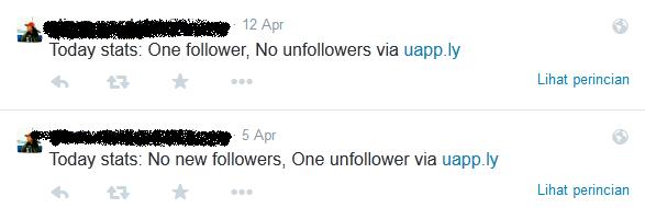 Begini cara menghentikan auto retweet dan auto follower di Twitter