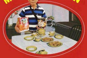 Pria ini ciptakan gambar keluarga di biskuit Khong Guan, legendaris!