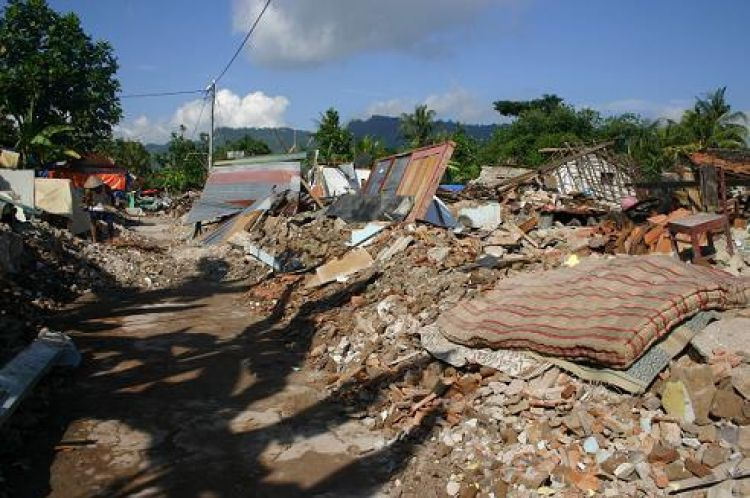 VIDEO: Begini penampakan Bantul pasca gempa 2006