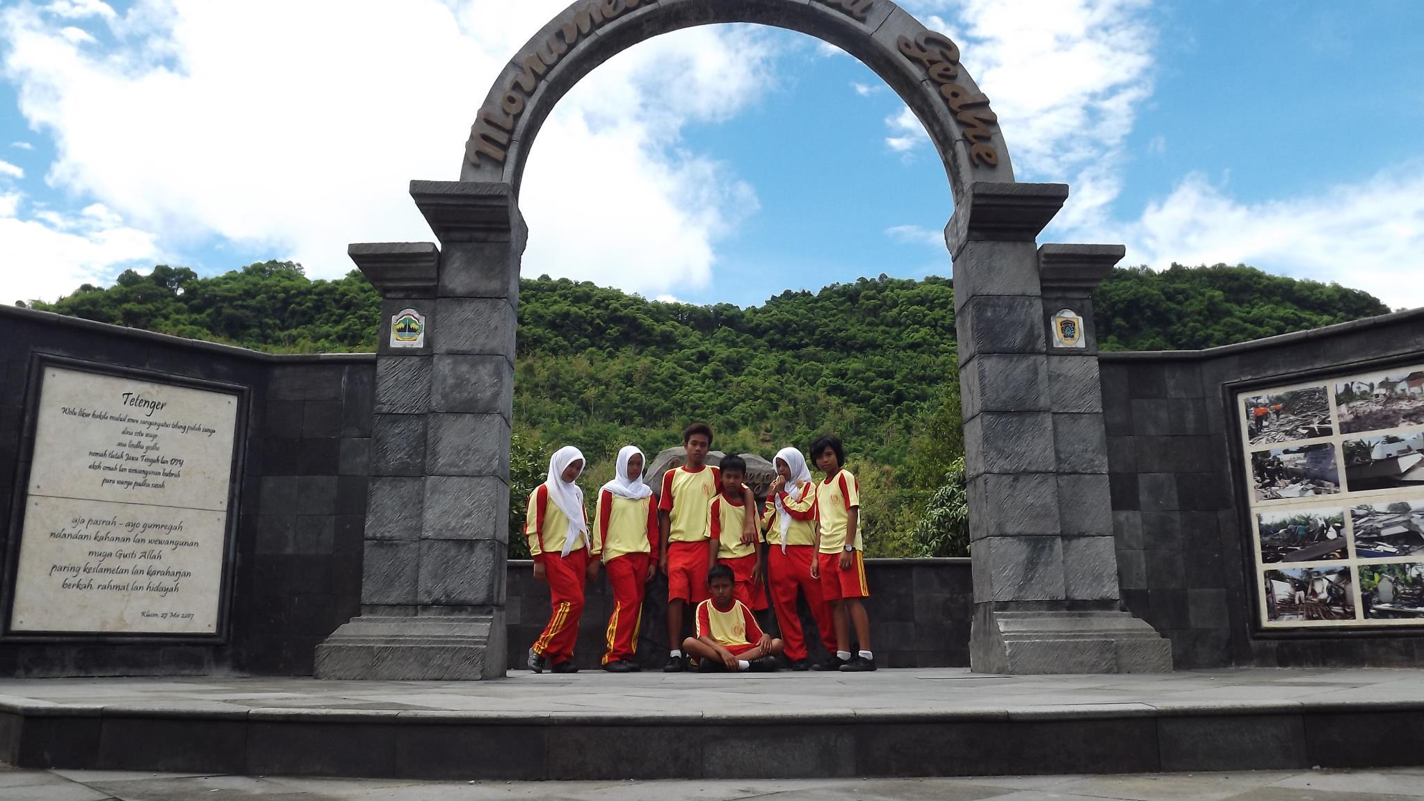 Pusat Gempa Jogja di Bantul tapi monumennya di Klaten, kok bisa?