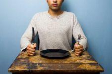 Kondisi lapar merupakan waktu terbaik untuk mengambil keputusan